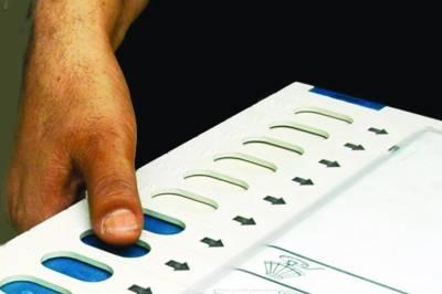 آئندہ انتخابات میں بائیومیٹرک مشین کا تجربہ