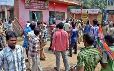 بھارتی ریاست مغربی بنگال میں توہین رسالت پر فسادات پھوٹ پڑے