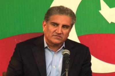 قانون کی بالا دستی پاکستان میں جمہوریت کی مضبوطی کے لئے انتہائی اہم ہے ، شاہ محمود قریشی