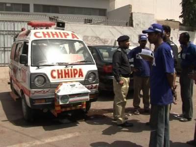 کراچی، فائرنگ کے مختلف واقعات میں 2افراد ہلاک، 3 زخمی