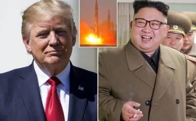 امریکہ کا شمالی کوریا کے خلاف طاقت استعمال کرنے کا عندیہ
