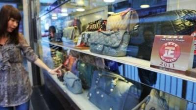 چین میں اب ہینڈ بیگز بھی کرائے پر ملیں گے