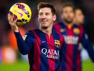 میسی 2021 تک بارسلونا کے ہو گئے , معاہدے میں توسیع