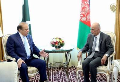 افغان صدر بھارت کی بولی بولنے لگے