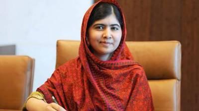 ملالہ یوسف زئی کے ٹوئٹر پر لاکھوں فالوورز