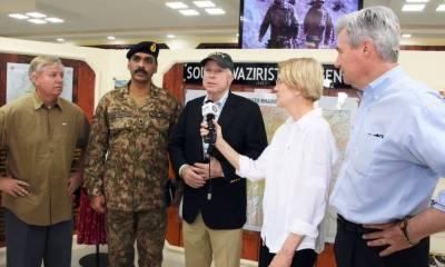 پاکستان اور افغانستان کا دورہ کرنے والے امریکی سینیٹرز افغان جنگ پر اختلافات کا شکار ہوگئے