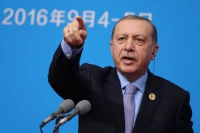 ہم دہشت گرد تنظیموں کی پشت پناہی کئے جانے پر خاموش نہیں رہ سکتے،ترک صدر