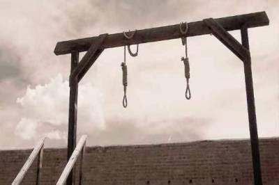 سرگودھا میں قتل کے 3 مجرموں کو تختہ دار پر لٹکا دیا گیا