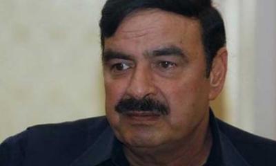 نواز شریف کا ایجنڈا فوج اور عدلیہ سے لڑائی ہے: شیخ رشید