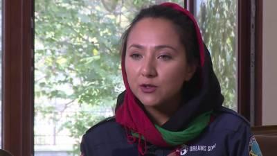 افغان خاتون کا ایسا کارنامہ ساری دنیا حیران رہ گئی