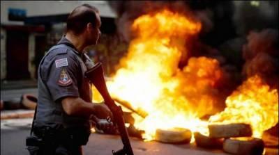 برازیلی صدرسے تنگ عوام سڑکوں پر نکل آئے