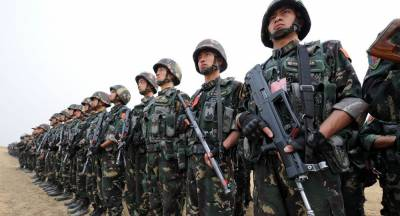 پاکستان کے کہنے پر چینی فوج جموں وکشمیر کی حدود میں داخل ہوسکتی ہے