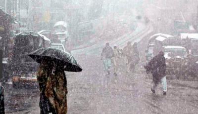 آج سے جمعرات کے دوران پنجاب سمیت ملک کے بیشتر علاقوں میں گرج چمک کیساتھ بارش کی توقع ہے،محکمہ موسمیات
