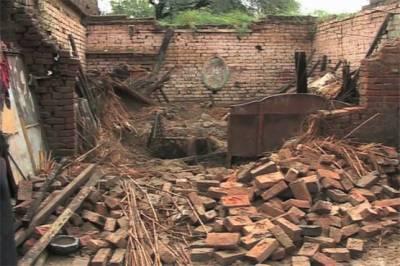 ملک بھر میں بارشوں کا سلسلہ جاری، 6 افراد جاں بحق