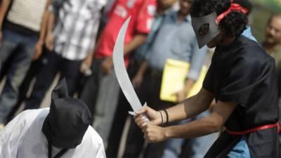 سعودی عرب ، القطیف میں حملوں میں ملوث چار انتہا پسندوں کے سرقلم