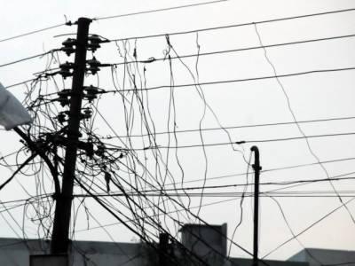 سب سے زیادہ لائن لاسز چیئرمین پی اے سی سید خورشید شاہ کے ضلع سکھر میں ہیں