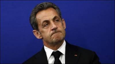 سابق فرانسیسی صدرسرکوزی کرپشن ثابت ہونے پر گرفتار