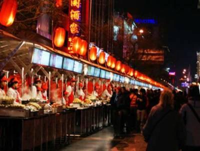 چین اناج کی نئی تھوک مارکیٹ تعمیر کرے گا