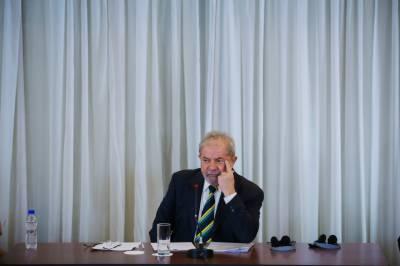 برازیل کے سابق صدر کو ساڑھے نو سال قید کی سزا