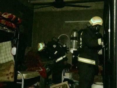 سعودی عرب، مکان میں آگ لگنے سے 10 بھارتیوں سمیت 11 افراد ہلاک،چھ زخمی