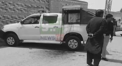 کوئٹہ: اسپینی روڈ پر فائرنگ، ایس پی قائد آباد سمیت 4 اہلکار شہید