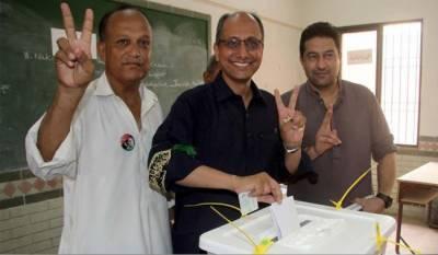سعید غنی کی کامیابی کا نوٹیفیکیشن 17 جولائی تک معطل