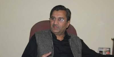 یہودیوں کے ایجنٹوں کو بھاگنے نہیں دیں گے،پرویز ملک