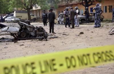 نائیجیریا, کیمرون سرحد پر خواتین کے خودکش حملوں میں 12 افراد ہلاک