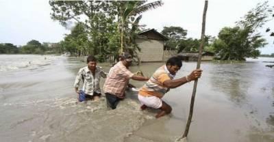 بھارت میں شدید بارشوں اور سیلاب سے40 افراد ہلاک