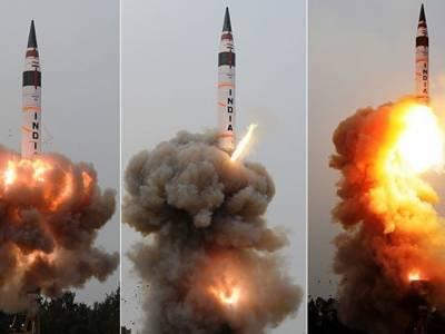 بھارت ایسے میزائل تیار کررہا ہے جنہیں چین کے کسی بھی حصے پر داغا جا سکتا ہے:امریکی ماہرین