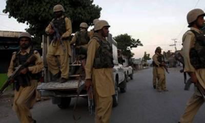 خیبر ایجنسی میں چوکی پر حملہ پسپا، 2 حملہ آور ہلاک، آئی ایس پی آر