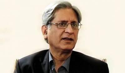 جے آئی ٹی رپورٹ کے بعد مسلم لیگ (ن)کے اندر سے وزیر اعظم پر دباﺅ بڑھ سکتا ہے, اعتزاز احسن