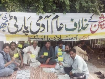 پاک فوج پاکستان کے تحفظ کی ضامن ہے ، عام آدمی پارٹی