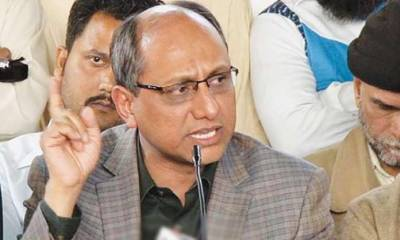سرکاری وسائل استعمال کرنے کا الزام بے بنیاد ہے: سعید غنی