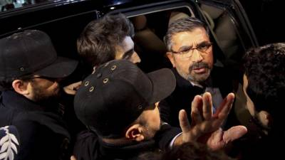 ترکی: بغاوت کے بعد 000 50 افراد گرفتار