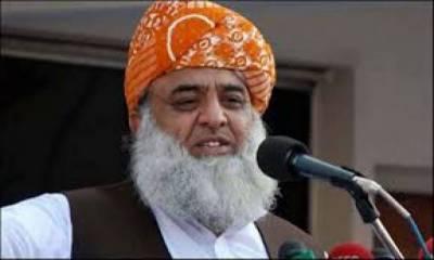 وزیر اعظم ڈٹ جائیں، کسی صورت مستعفی نہ ہوں: مولانا فضل الرحمان