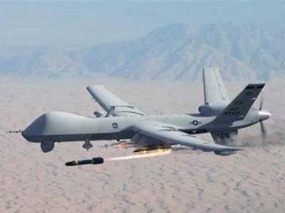 امریکی ڈرون حملہ، داعش کا اہم کمانڈر ہلاک