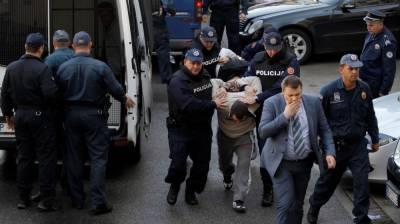 سربیا میں دہشت گردی کے الزام میں ترک شہری گرفتار