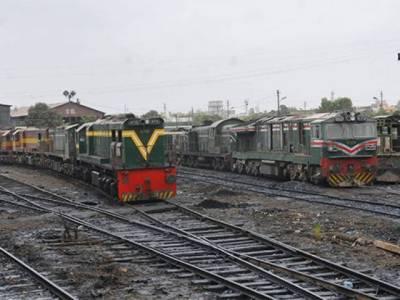 ایران پاکستان ریل رابطوں میں اضافے پر غور