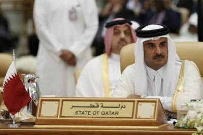 قطر تنازعہ کے حل میں معاون کا کردار ادا کرنے کا سوچ رہے ہیں، فرانسیسی وزیر خارجہ