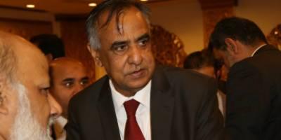 چیئرمین ایس ای سی پی ظفر حجازی کی ضمانت 21 جولائی تک منظور