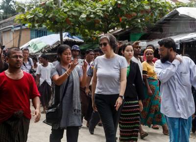 سکیورٹی فورسز نے بدترین تشدد کا نشانہ بنایا، روہنگیا مسلم خواتین