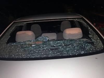 مستونگ: نامعلوم افراد کی گاڑی پر فائرنگ، خاتون سمیت 4 افراد جاں بحق