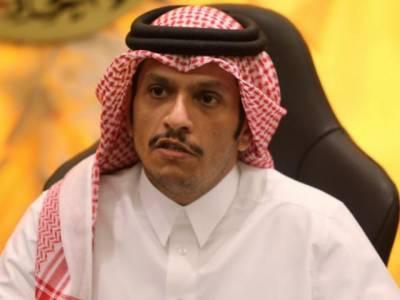 قطری وزیر خارجہ شیخ محمد بن عبدالرحمان الثانی پاکستان کے مختصر دورے کے بعد واپس روانہ ہو گئے