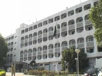 بھارتی ڈپٹی ہائی کمشنر کی دفتر خارجہ طلبی، 2 شہریوں کی شہادت پر احتجاج