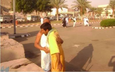سعودی عرب میں فقیروں نے پیسہ کمانے کے لیے خودکو خاکروب پیش کردیا