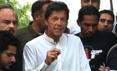 نواز شریف اب بچ نہیں سکتے ان کا ٹھکانہ اڈیالہ جیل ہے ، عمران خان