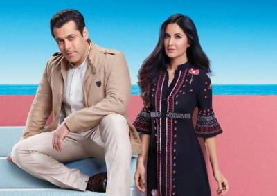 بالی ووڈمیں کترینہ کیف سب سے زیادہ محنتی اداکارہ ہیں، سلمان خان