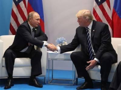 ڈونلڈ ٹرمپ اور پیوٹن کے مابین خفیہ ملاقاتوں کا اعتراف کر لیا گیا