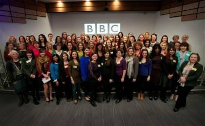 برطانوی نشریاتی ادارے ، بی بی سی میں بھی خواتین کو امتیازی سلوک کا سامنا